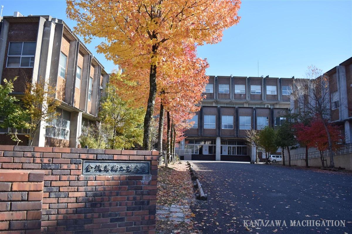 金沢 大学 住所
